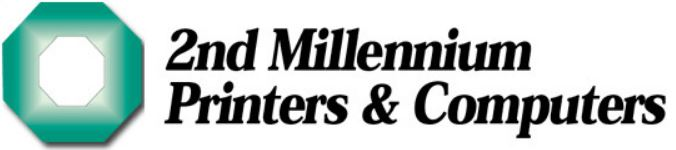 2nd Millennium Printers & Computers